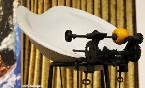 33ª Bienal de São Paulo - laranja Tunga