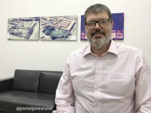 secretário de Desenvolvimento, Turismo e Inovação, de Limeira, Tito Almirall