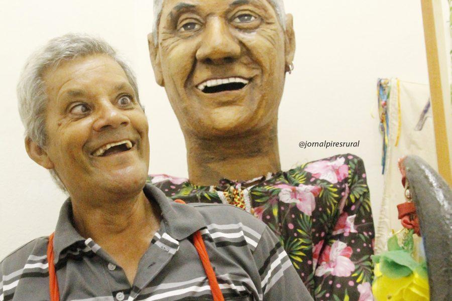 Os bonecões de São Luiz do Paraitinga, SP