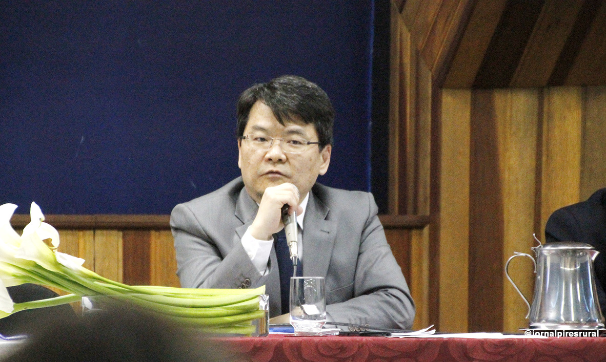 Dr. Valcir Paulo Kobori do Ministério Público do Estado de São Paulo