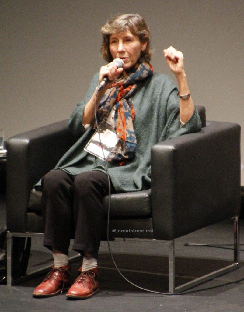 Maria Rita Kehl é psicanalista