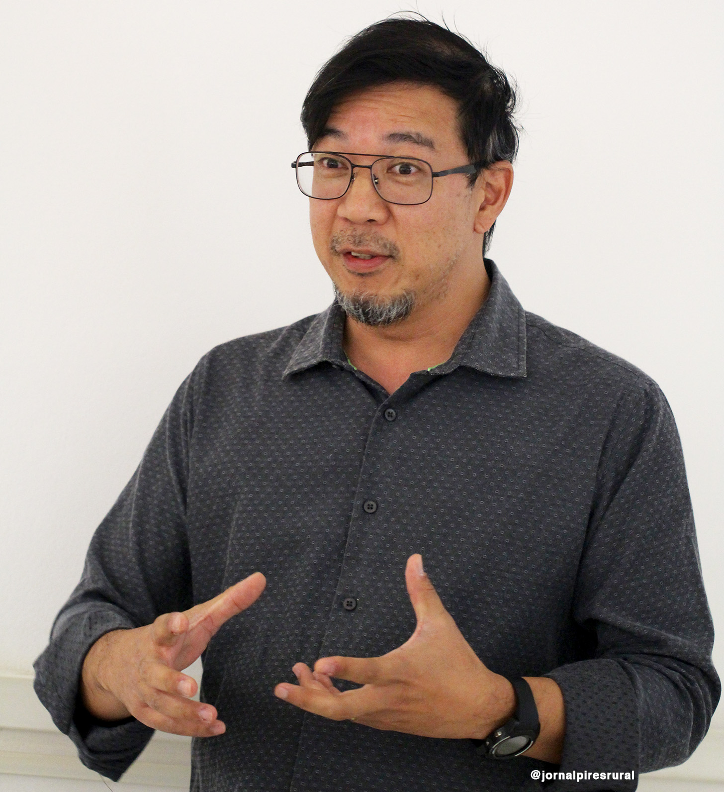 Ricardo Ojima, mestre em Sociologia (Unicamp, 2003), desde agosto de 2011 é professor, em Demografia, da Universidade Federal do Rio Grande do Norte (UFRN)