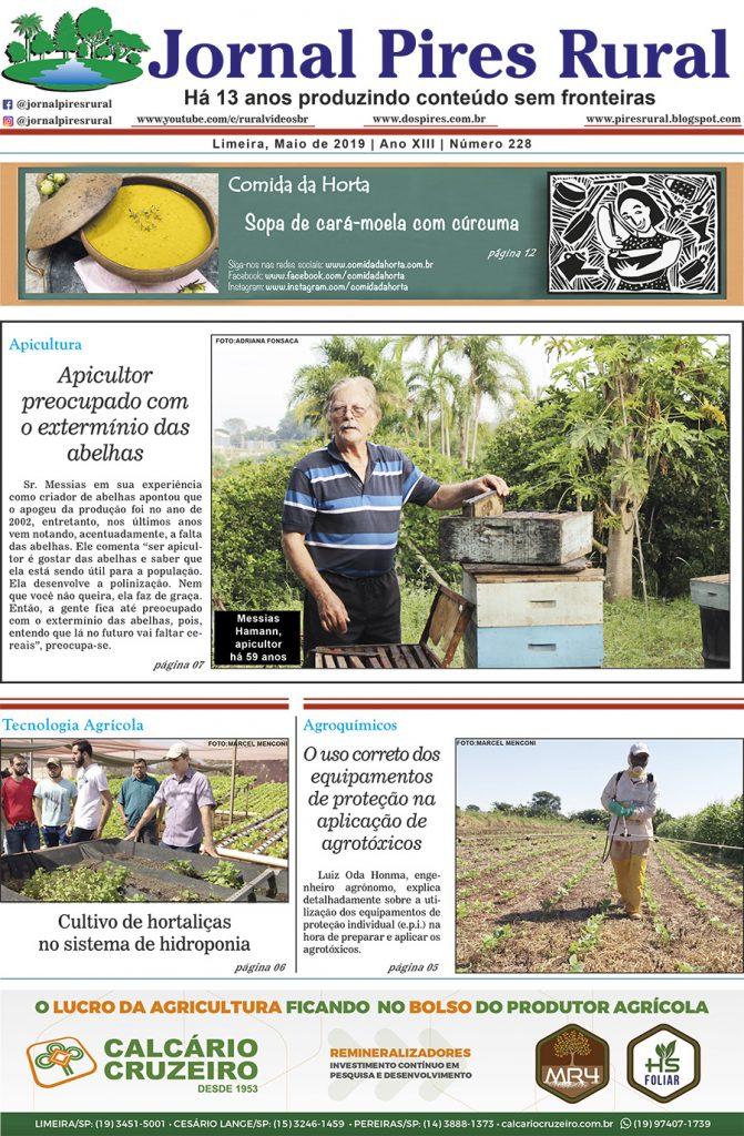 Jornal Pires Rural - edição 228 - ano 13
