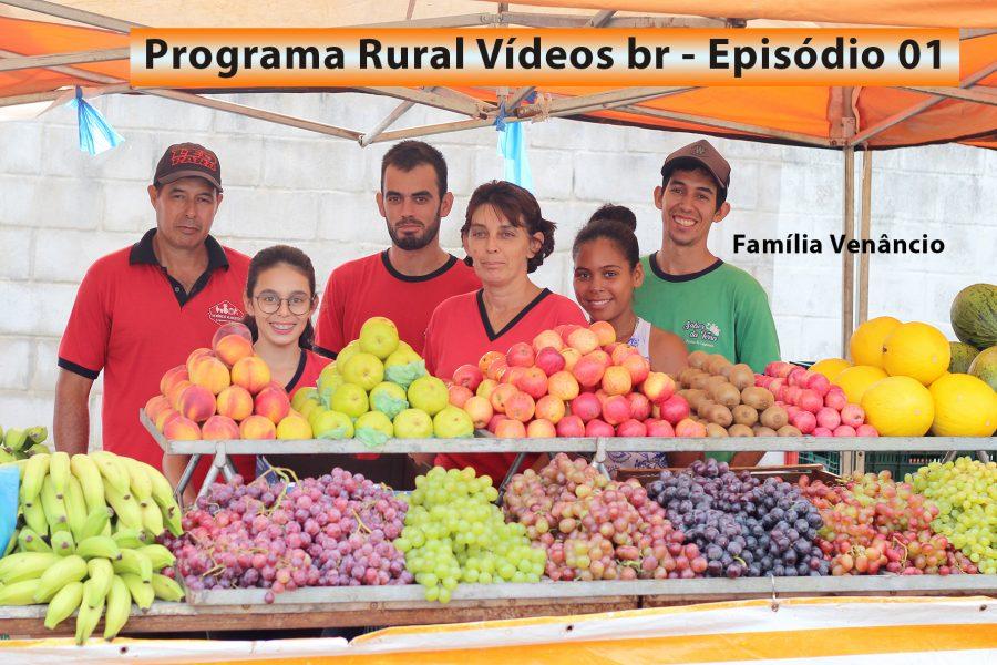 A primeira temporada do programa RURAL VÍDEOS estreia agora