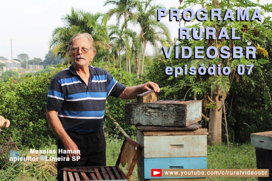 Sétimo episódio do Programa RURAL VÍDEOS BR