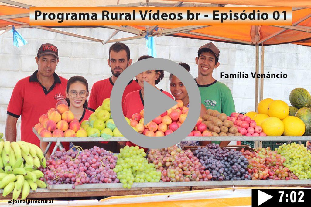 Clique na imagem para assistir o Programa RURAL VÍDEOS BR – Primeiro episódio