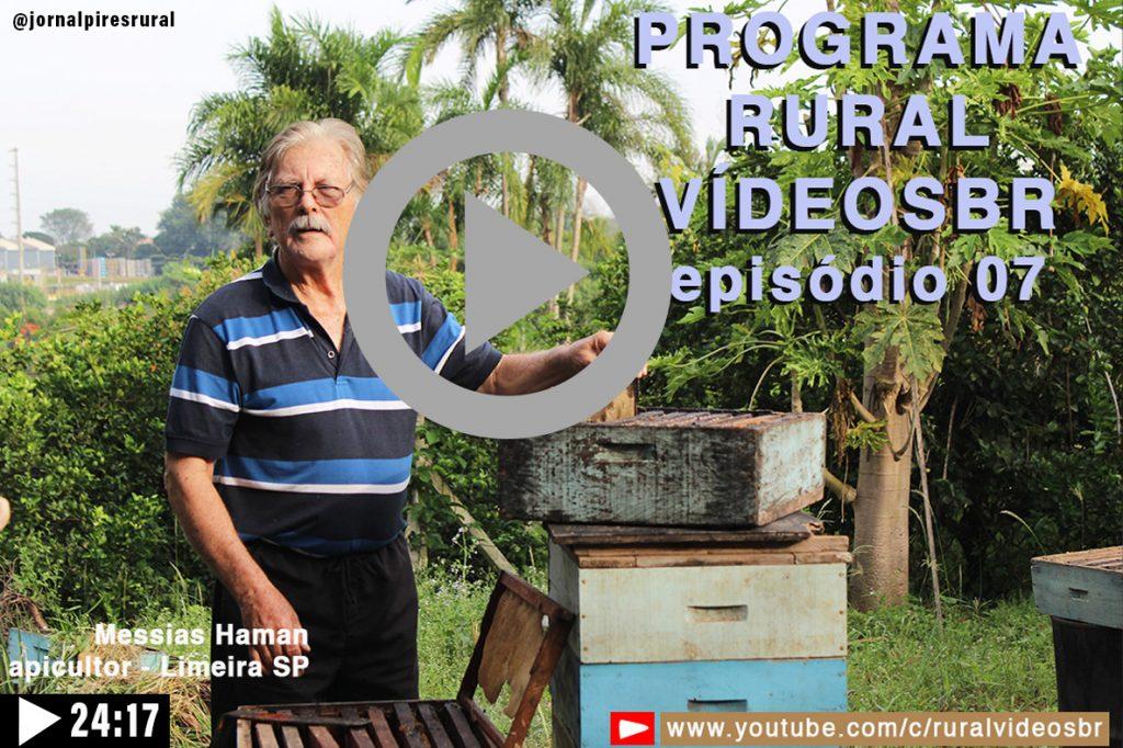 Programa RURAL VÍDEOS BR - SÉTIMO episódio