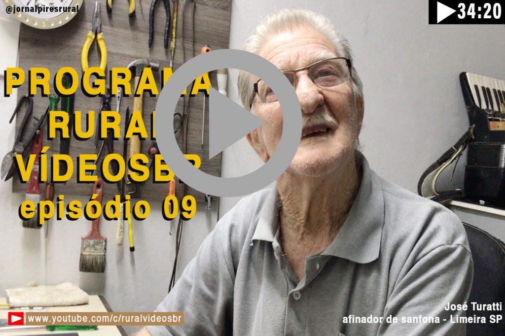 Nono episódio do Programa Rural Vídeos Br, Clique na imagem acima para assistir