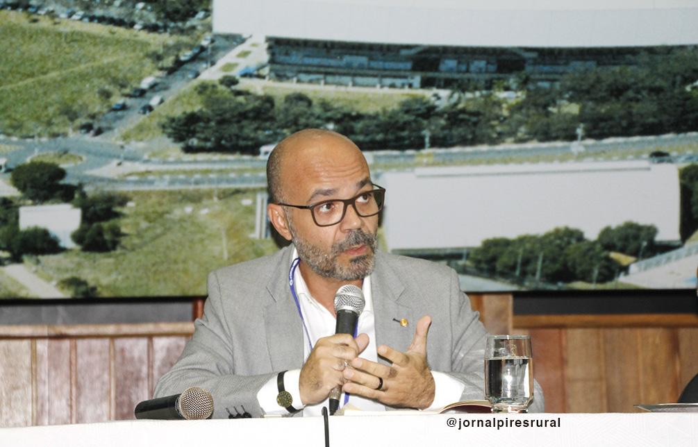 Cel Íbis Silva Pereira, PM-RJ, 'A atualidade da luta pelos direitos humanos'