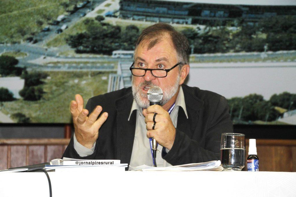 Darcy Frigo, presidente do Conselho Nacional de Direitos Humanos