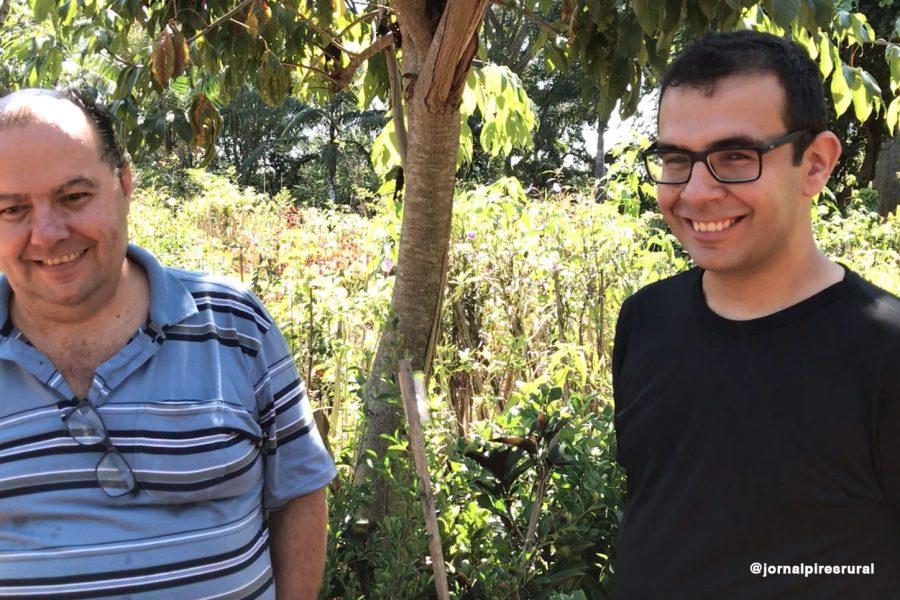 Família Giacon e a experiência da produção de frutas raras