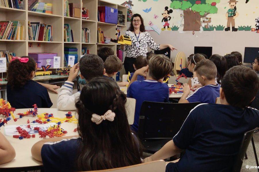 Projeto desenvolve capacidade de alunos por meio da robótica