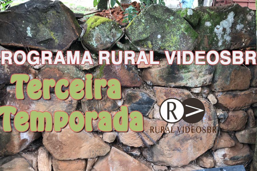 Programa RURAL VÍDEOS – Terceira temporada