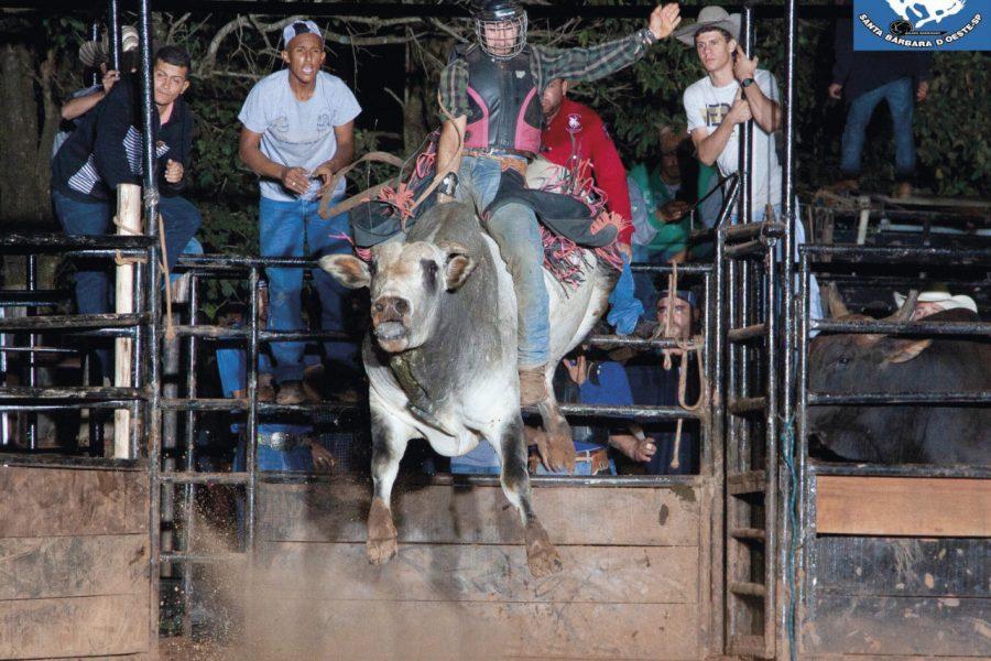 Peão júnior faz sua estreia em Barretos e fica em quinto lugar