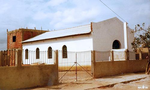 Igreja Luterana do Brasil - Comunidade Emanuel, Municipio de Serra/ES