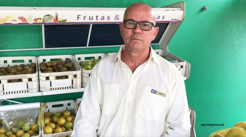 Valter da Silva, supervisor dos Correios