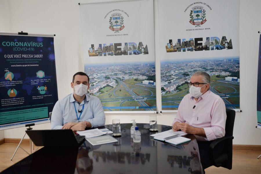 Covid-19: Limeira fez 300 testes em profissionais que atuam em asilos
