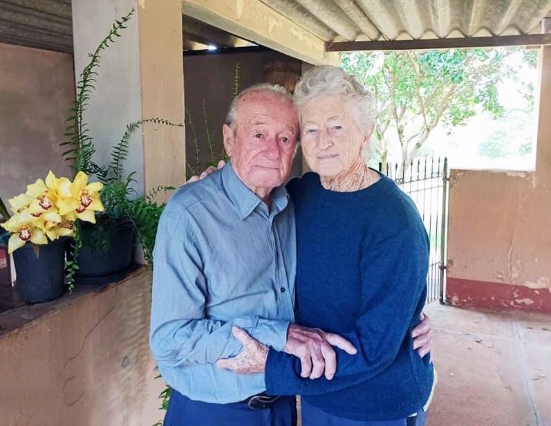 'Bodas de Vinho', 70 anos de casados