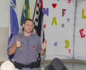 Capitão Costa Pereira 5ª CIA da Polícia Militar de Limeira