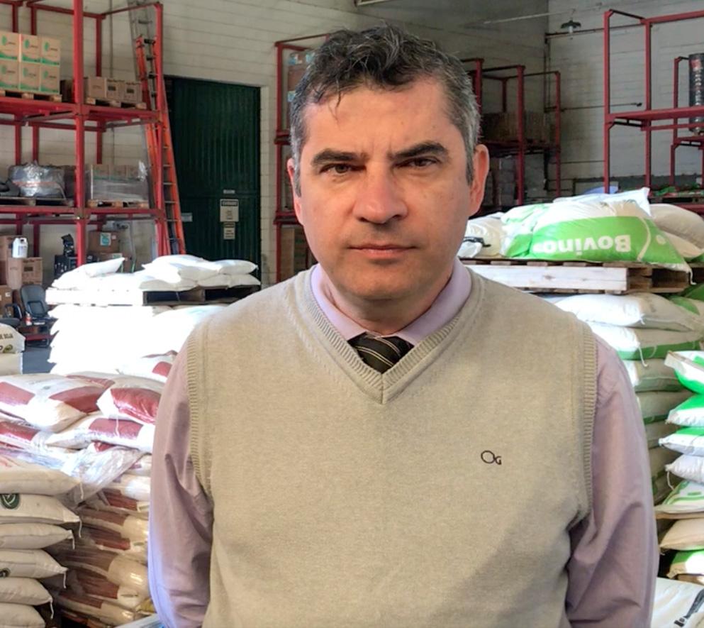 Pedro Zanarelli, gerente do Sindicato Rural Patronal de Limeira