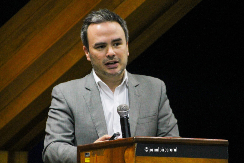 Diego Werneck Arguelhes, professor da Escola de Direito da FGV