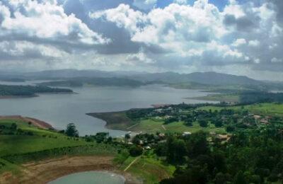 Crise hídrica no Sistema Cantareira 2020-2022