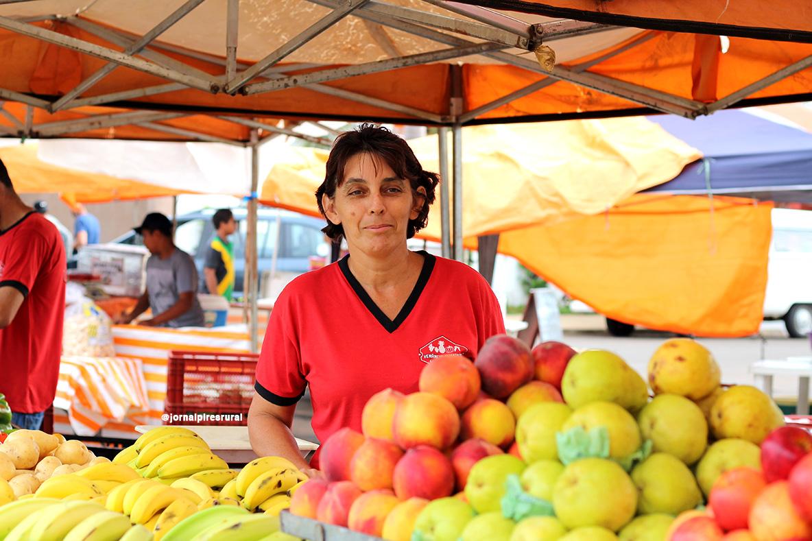 Sandra Maria de Camargo Venâncio, empreendedora rural familiar