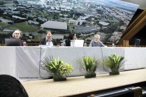 """Darcy Frigo, presidente do Conselho Nacional de Direitos Humanos (CNDH), esteve presente para debater sobre 'As ameaças aos direitos humanos no Brasil, hoje""""."""