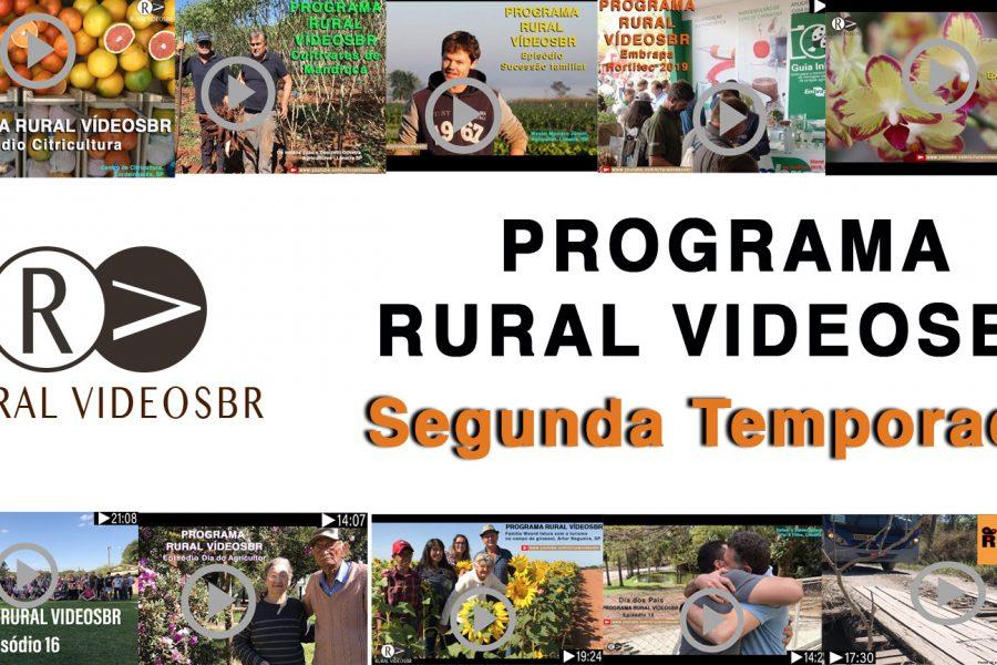 Programa RURAL VÍDEOS – Segunda temporada